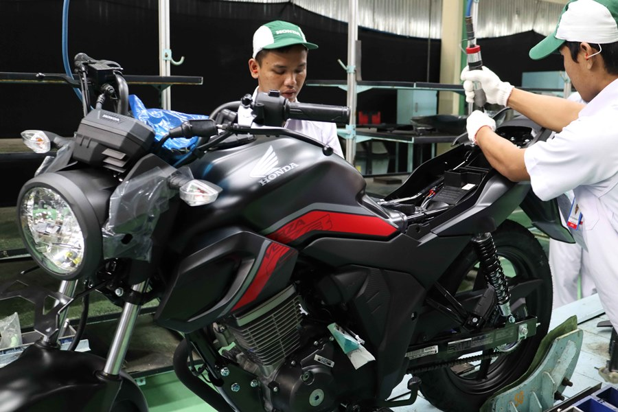 Honda Luncurkan All New CB150 Verza, Asyik Buat Motor